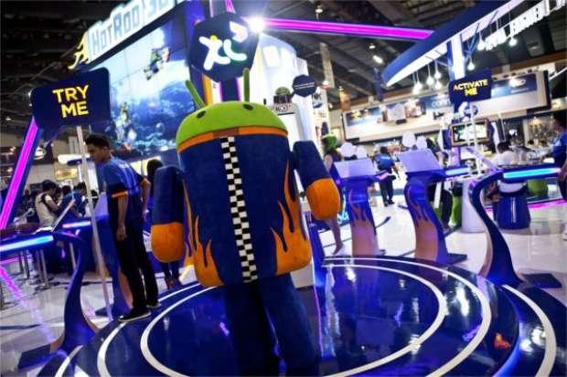 EXCL ISAT Kembangkan Startup Digital, XL Axiata Bangun Laboratorium IoT - Katadata News