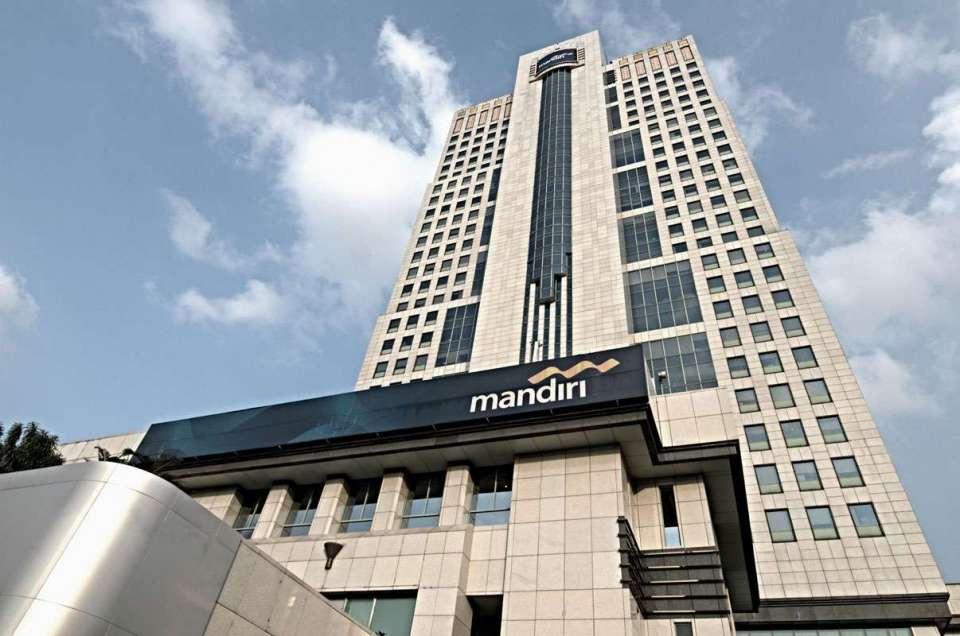 Bank Mandiri, perang dagang AS-Tiongkok, penyaluran kredit Bank Mandiri, agroindustri, resesi, manufaktur