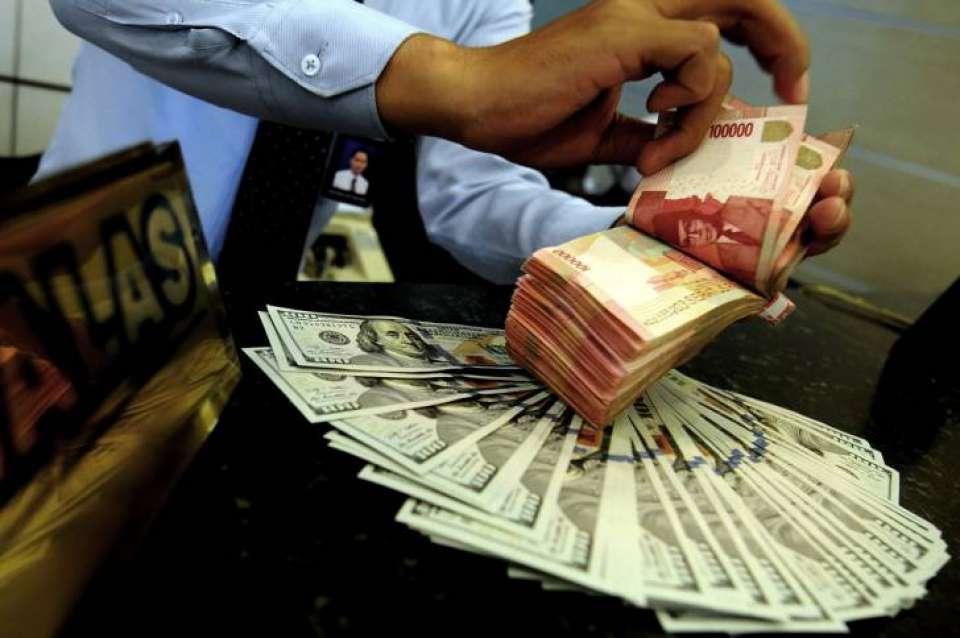 rupiah hari ini, nilai tukar rupiah ke dolar