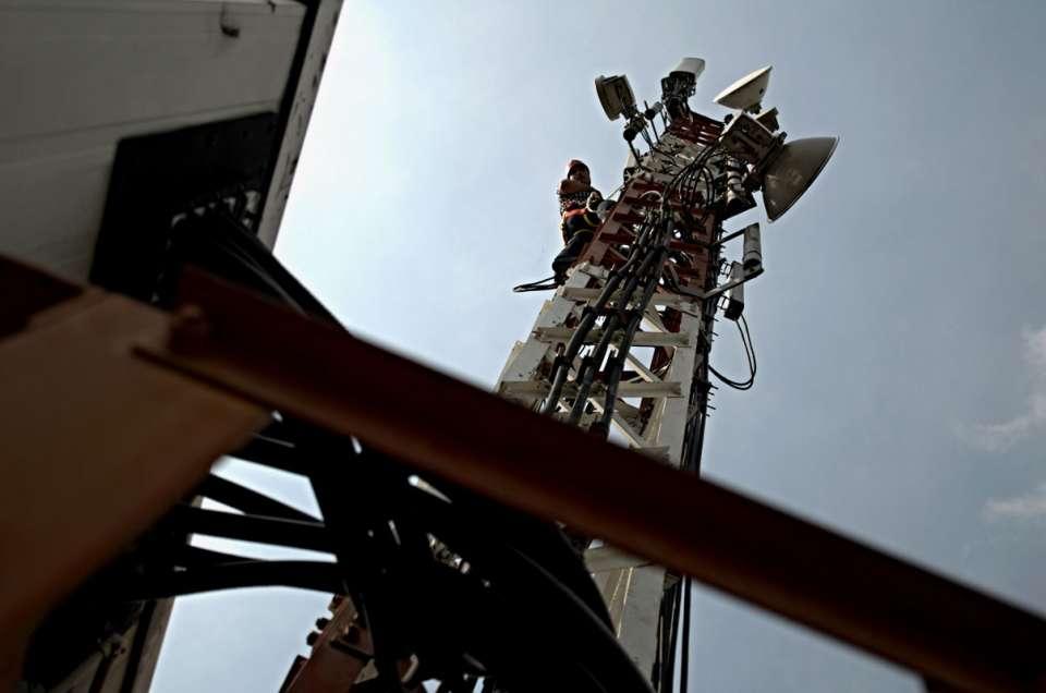 telekomunikasi, ibu kota baru, xl, indosat, telkomsel