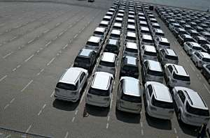 Ekspor Mobil