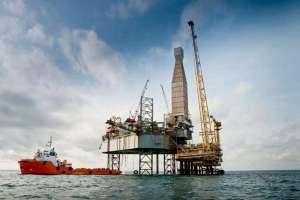 tambang minyak lepas pantai