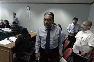 Sidang Pajak KATADATA|Arief Kamaludin