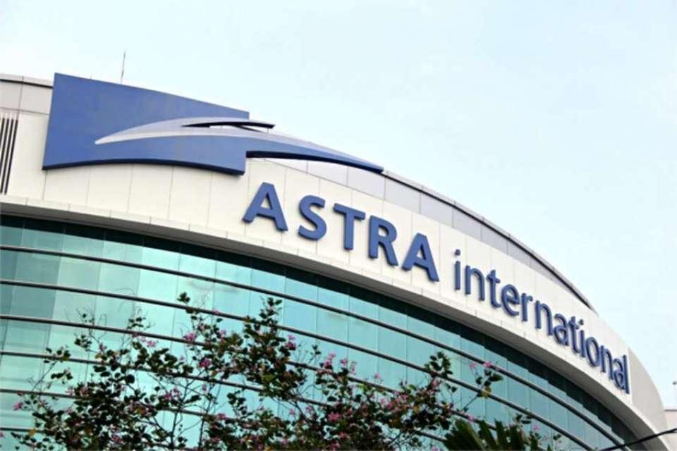 Ilustrasi, Astra International. PT Astra Otoparts Tbk mengungkapkan, di masa pandemi corona 90% pelanggan telah beralih ke layanan digital.