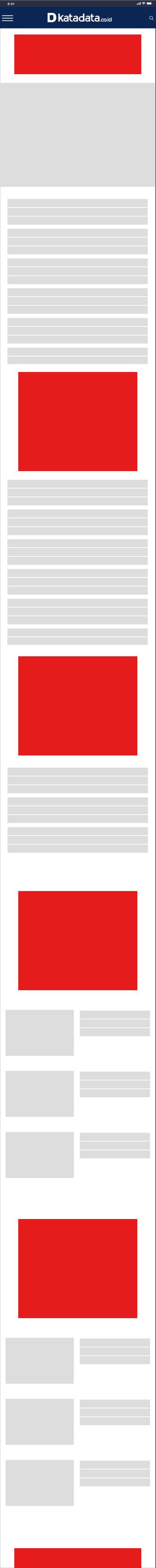 Mobile Detailpage